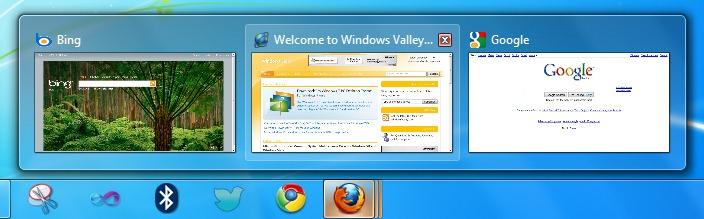 FirefoxThumbnailViewonWindows7Taskbar