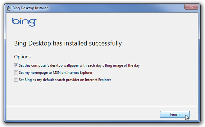 Bing-Desktop-Installer