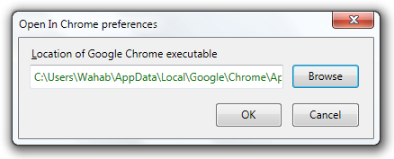 Open-In-Chrome-preferences