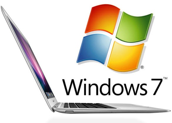 MacBookAir-Windows7